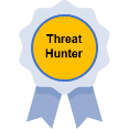 Threat Hunter certificate