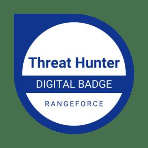 Threat Hunter Badge