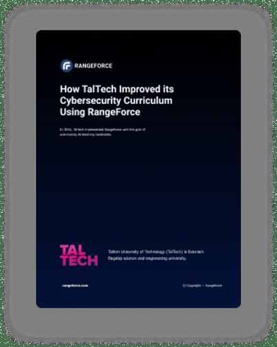 taltech curriculum