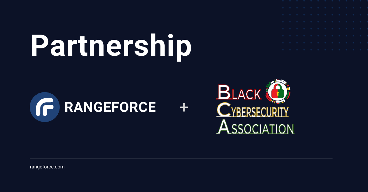 RangeForce Partners with the Black Cybersecurity Association to Create Career Advancement Opportunities
