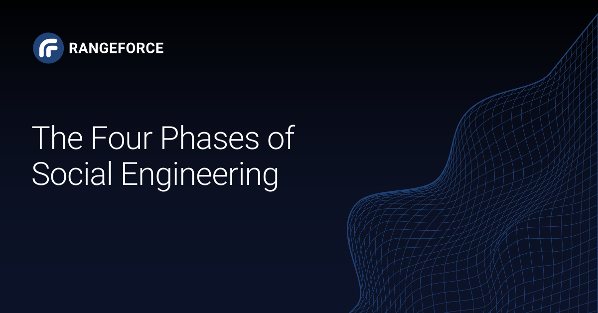 the four phases of social engineering