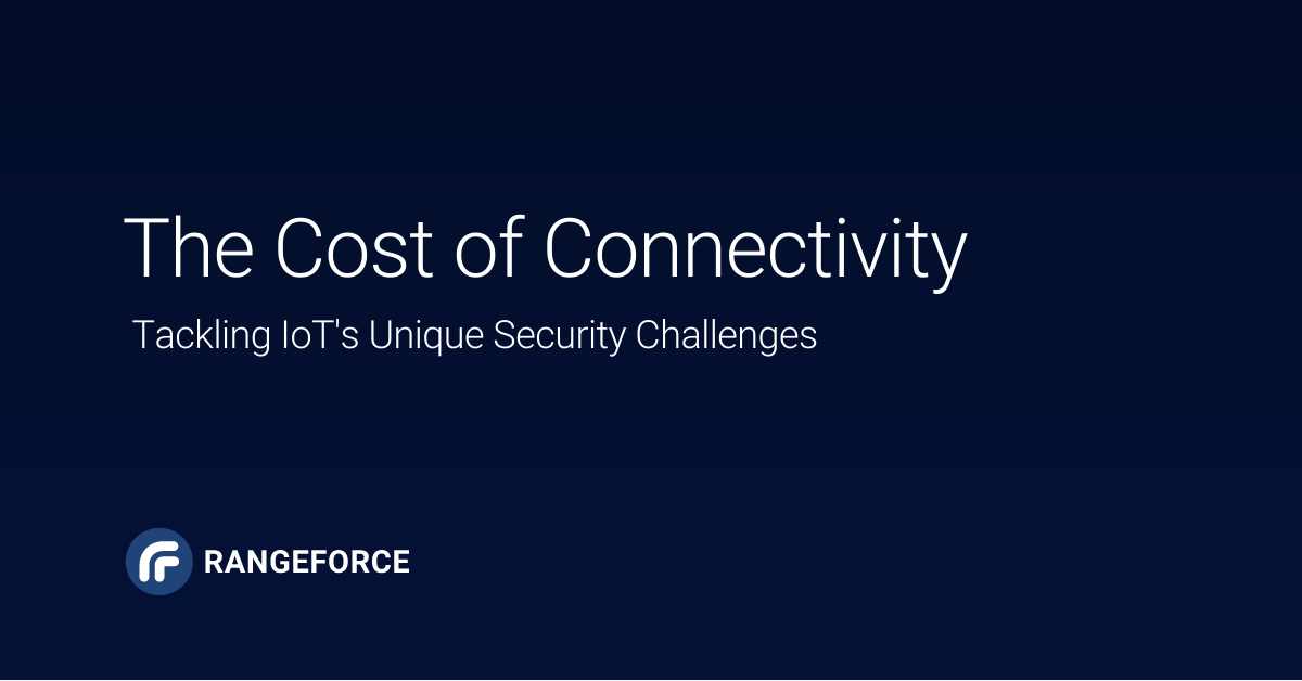 The Cost of Connectivity: Tackling IoT's Unique Security Challenges