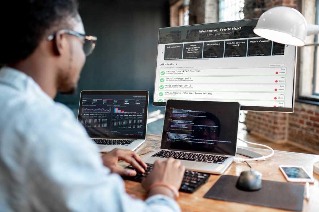 RangeForce Cybersecurity Training