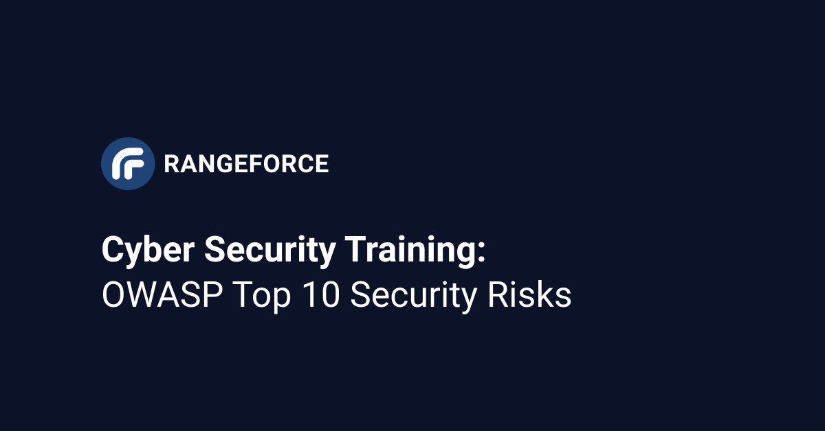 Cyber Security Training_  OWASP Top 10 Security Risks