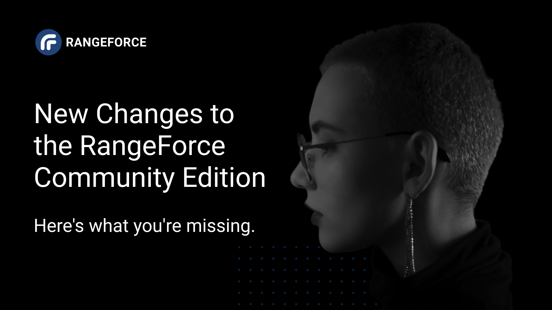 free cybersecurity training in the rangeforce community edition