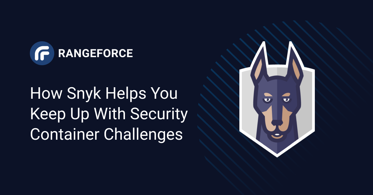 How Snyk Helps you Keep up with Container Security Challenges