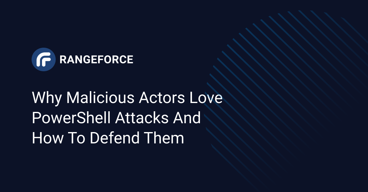 Why Malicious Actors Love PowerShell Attacks and How to Defend Them