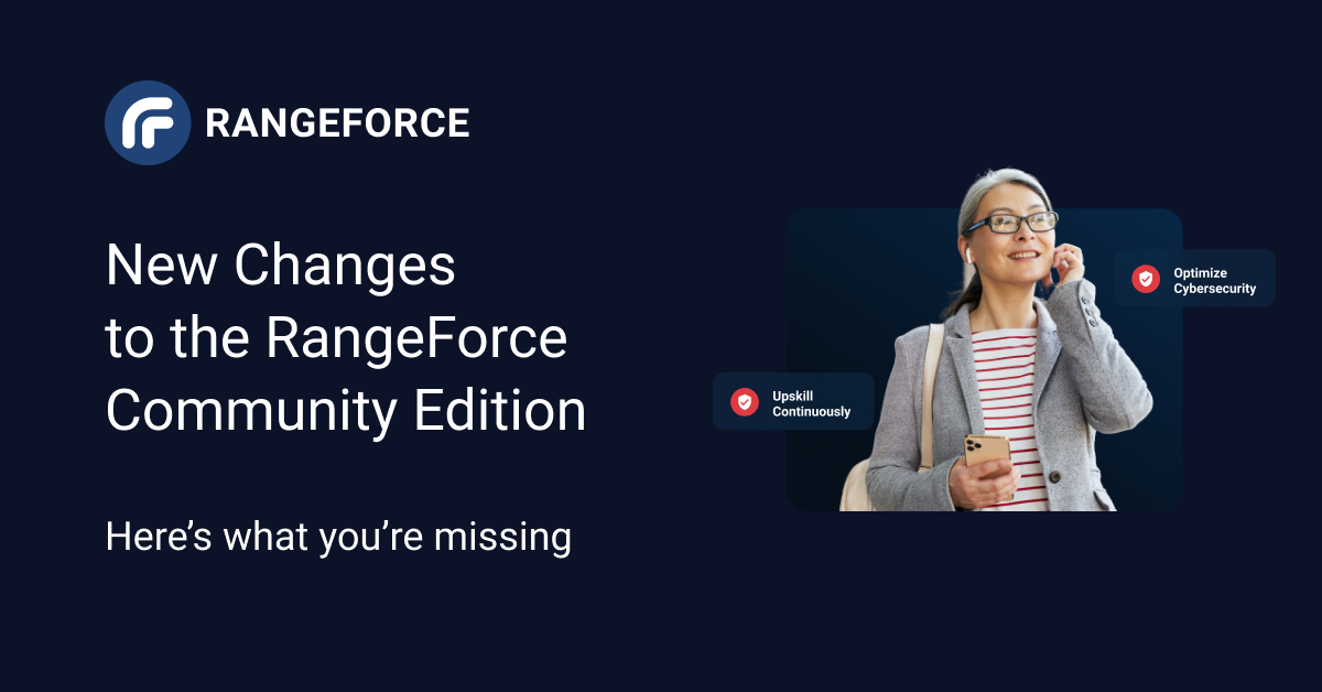 Here's What You're Missing in the RangeForce Community Edition