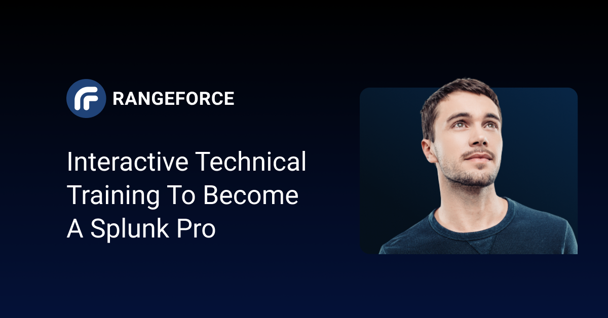Interactive Technical Training To Become A Splunk Pro