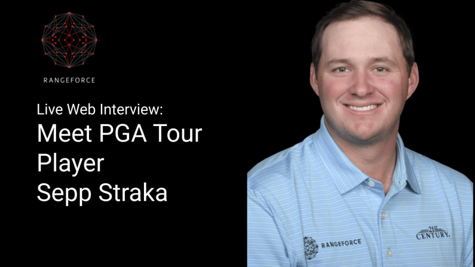 Webinar: Interview with the PGA Tour Player Sepp Straka