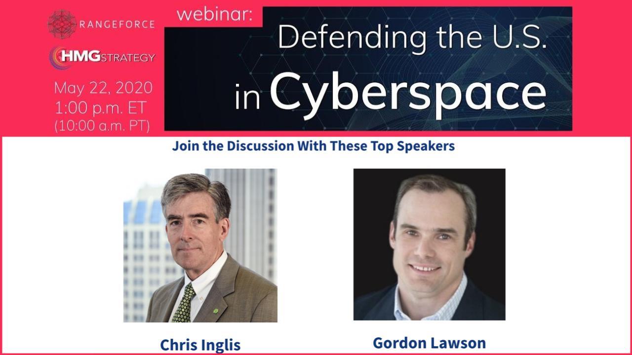 Webinar: Defending the U.S. in Cyberspace