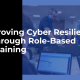 Proving Cyber Resilience through Role-Based Training