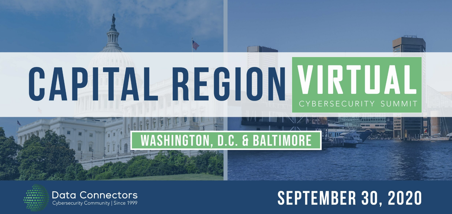 Capital Region Virtual Cybersecurity Summit | September 30, 2020