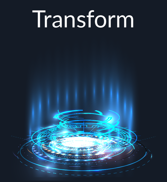 Transform Your Organization