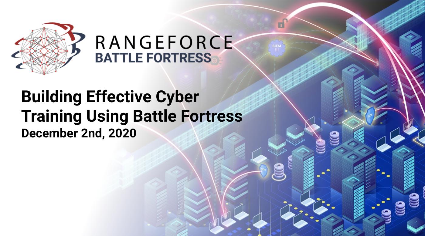 RangeForce Democast Battle Fortress