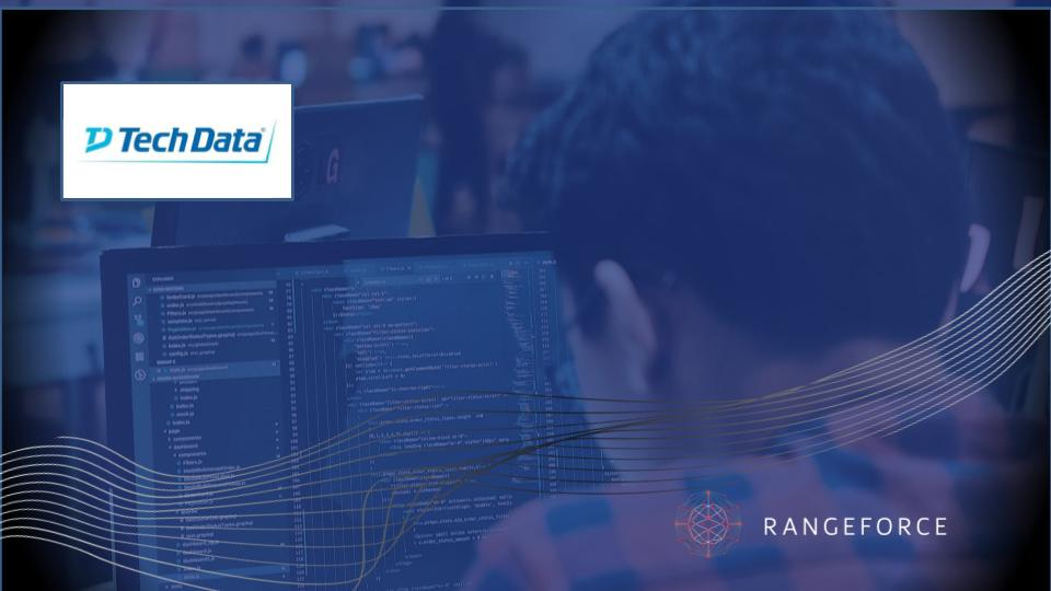 Tech Data Video: RangeForce Hands-On Splunk Training Modules