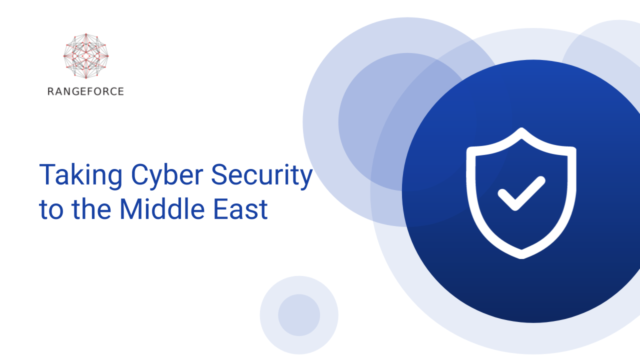 Taking Cyber Security to the Middle East
