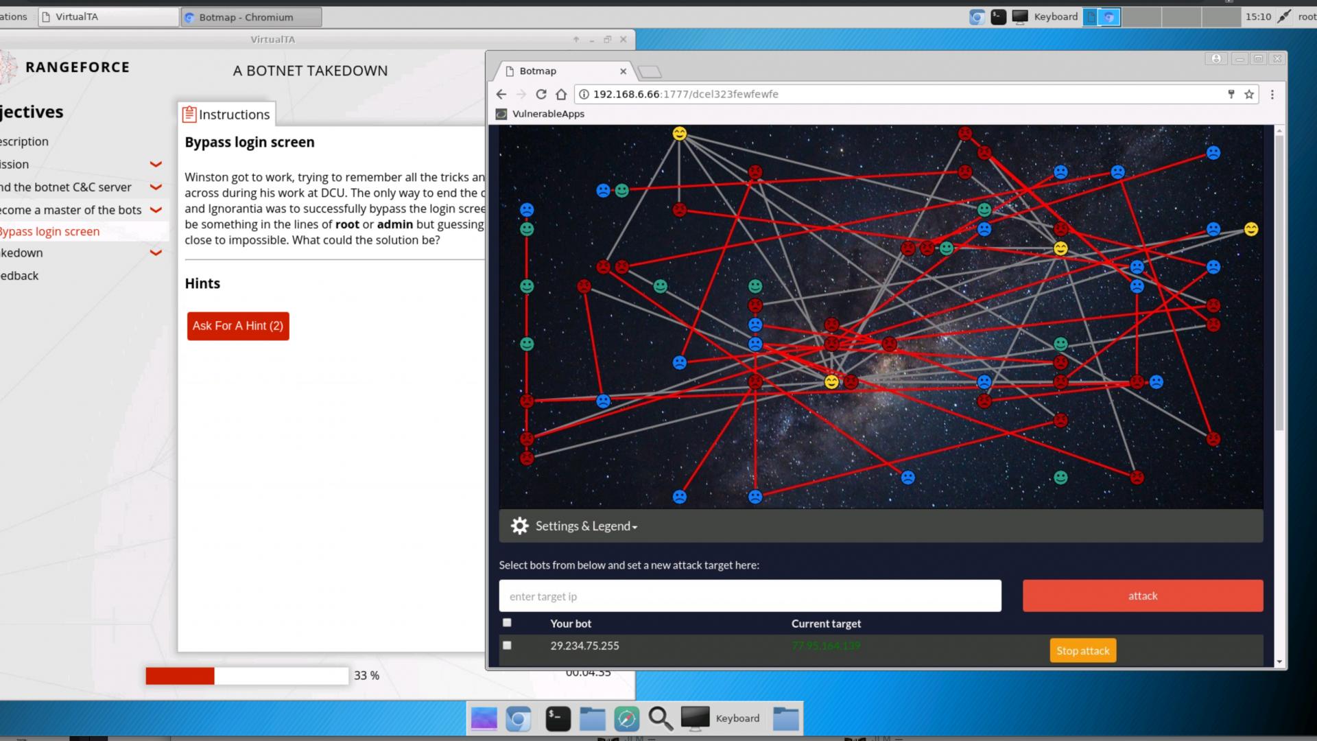 SaaS-based Cybersecurity Training