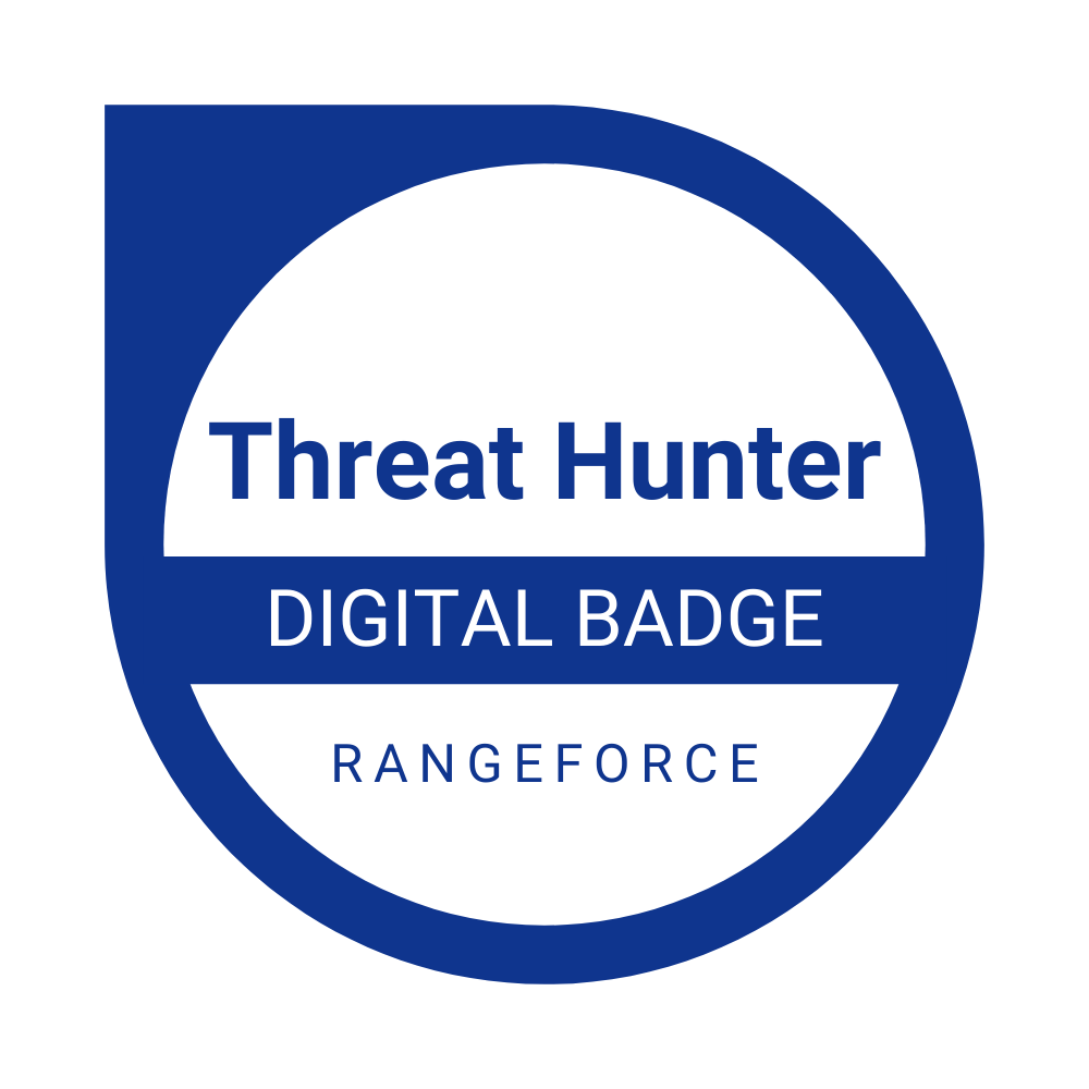 Threat Hunter Badge