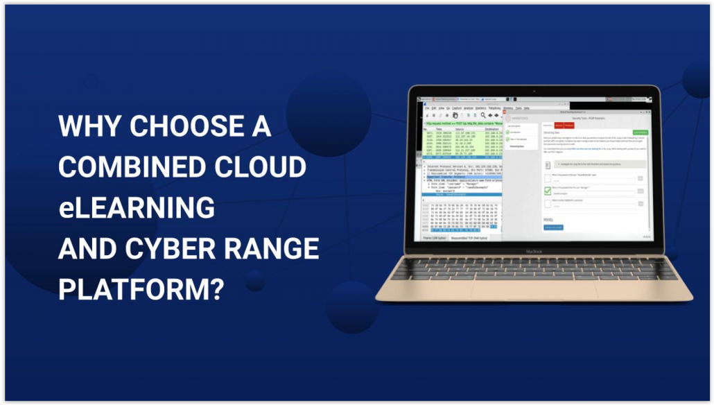 Why Choose Combined eLearning with Cyber Range Training Platform
